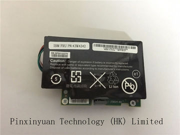 China 46C9040 43W4342 IBM Battery BBU M5014 M5015 LSI 9260 8i 9620 4i 9261 9750 9280 distributor