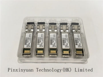 China DS-SFP-FC8G-SW SFP+ 8G Fiber Optic Driver , Fiber Optic Transceiver Module10-2418-02 distributor
