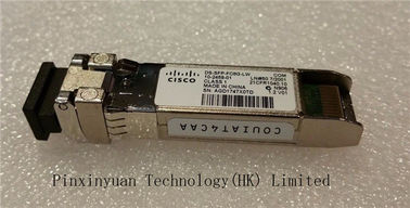 China Cisco DS-SFP-FC8G-LW  Optical Transceiver Module  1310nm 8000Mbit/S SFP+ Network  2 / 4 / 8-Gbps  Longwave distributor