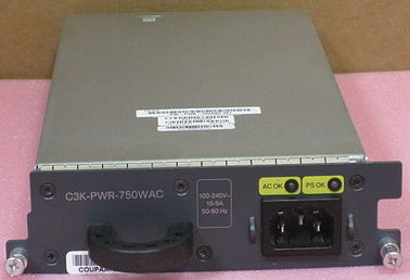 China 750W Server Backup Power Supply Cisco C3K-PWR-750WAC Catalyst 3750-E/3560-E/RPS 2300 distributor